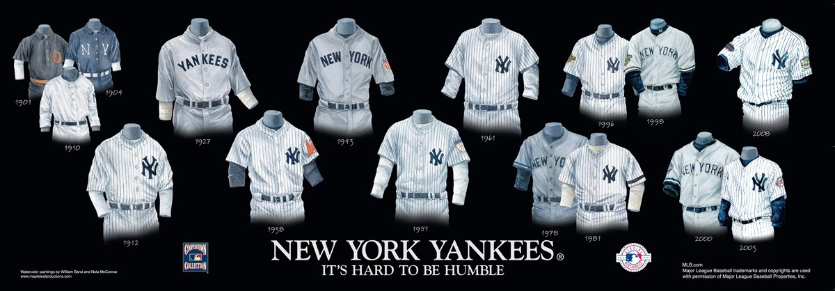 the history of the new york yankees essay Pinstripe empire is an insider's history of the new york yankees, while the writers in damn yankees offer essays about loving and hating baseball's most iconic team.