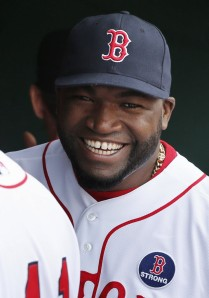 Big Papi Boston Strong