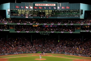 Fenway in her WS glory 2013