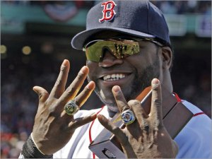 Ortiz flashes his Treasure