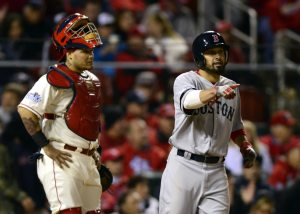 Victorino WS Game 3