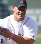 Cena at Fenway