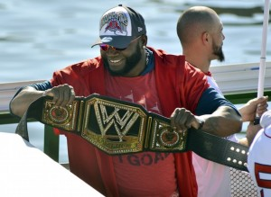 Papi WWE Champion