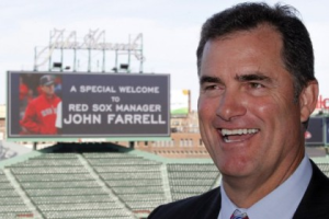 Welcoming Farrell