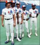 Carter and the Expos