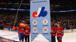 Montreal Expos Canadiens