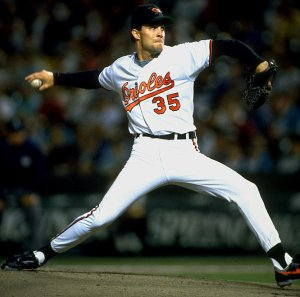Mike Mussina Baltimore