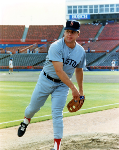 Tom Seaver in Red Sox